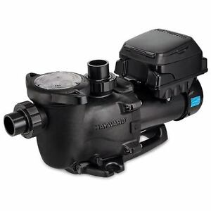 Hayward MaxFlo VS Variable Speed 230V   In-ground Swimming Pool Pump W3SP2303VSP