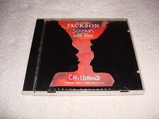 Michael Jackson / Janet Jackson Scream 5 Track Australia CD Single Mega Rare