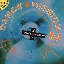 Dance Mission 2 (1993) Culture Beat, Ace of Base, Bass Bumpers, Loft, M, .. [CD]