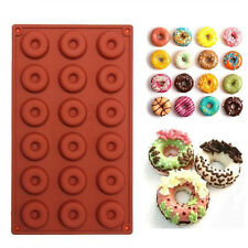 Hot Donut Muffin Chocolate Cake Candy Cookie Cupcake Baking Mold DIY Mould Pan B