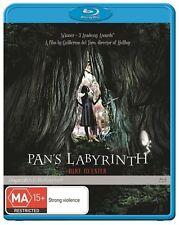 Pan's Labyrinth (Blu-ray, 2012)
