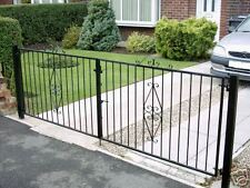 Wrought Iron Gates Made to Measure D1