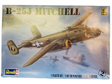 REVELL B-25J MITCHELL AIRPLANE MODEL KIT 1:48    #85-5512 New in Open Box