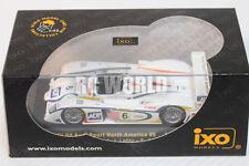IXO Models 1/43 Die Cast  AUDI R8 Audi Sport North America # 6 Le Mans  x+