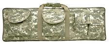 "M4 34"" ACU Camo Rifle Gun Case Bag Tactical Hunting Target Range Airsoft 65029A"