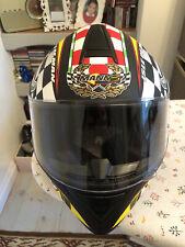 full face crash helmet xl