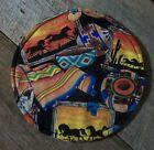 "Southwest Desert Horse Pottery 10"" Round Tortilla Pita Flatbread Naan Warmer"