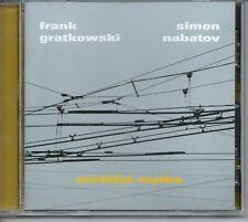 Frank Gratkowski & Simon Nabatov - Mirthful Myths  CD
