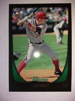 2011 Bowman Draft Mike Trout Rc Rookie 2019 Topps Reprint #ICR-29