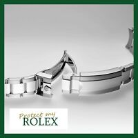 NEW ROLEX PROTECTION FILM FOR GLIDE LOCK CLASP | FITS SUBMARINER CERAMIC