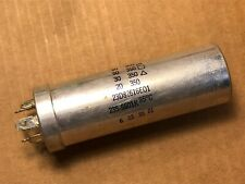 Nos Mallory Type Fp 80 + 50 + 30 + 20 uf at 300/350/350v/350v Can Capacitor 1968