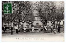 (S-65621) FRANCE - 38 - ST BONNET DE MURE CPA