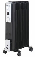 Unbranded Black Electric Space Heaters