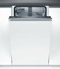 Bosch Geschirrspüler SilencePlus SPV 45cm vollintegrierbar Einbau Spüler A+