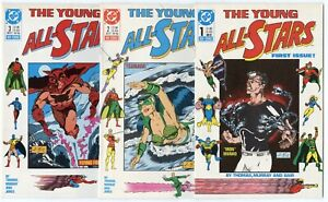 Young All-Stars #1 - 31, Annual 1  Complete Set  avg. NM 9.4  DC  1987  No Resv