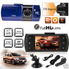 2.7 LCD HD Full 1080P Car DVR Dash Camera Video Recorder G-sensor Night Vision