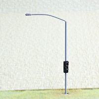 1 x traffic signal with street light HO OO scale model railroad led lamps #corGB