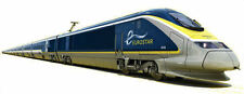 New Kato Eurostar 10-1298   Coach Extension Set New Livery (not powered)