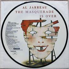 Al Jarreau-the Masquerade Is Over LP PICTURE DISC Music distributore 90139pd