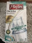 Playtex Drop-Ins System Disposable Liners 8-10 Oz New