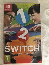 1 - 2 Switch - Nintendo Switch