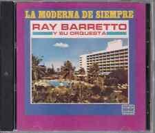 CD Mega RARE Fania FIRST PRESSING Ray Barreto LA MODERNA DE SIEMPRE farolito