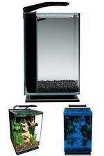 Portrait Aquarium Kit 5-Gallon Aquatic Pet Fish Fresh Salt Water Starter Set New