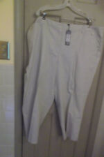 NWT ladies Talbots Heritage pants, Beige color,zipper,hooks, pockets with button