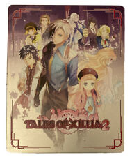 Tales of Xillia 2 Steelbook No Game Case Only Playstation 3 PS3
