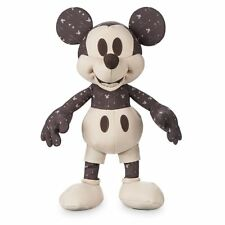 DISNEY STORE MICKEY MOUSE MEMORIES SOFT PLUSH TOY NOVEMBER BNWT LIMITED EDITION