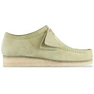 Clarks Originals - New Wallabee Shoes - Maple Suede - 26155515