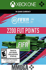 FIFA 19 FUT Points 2200 - Xbox One Version Ultimate Team - 2200 FUT Points Code