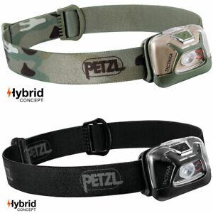 Petzl Tactikka Hybrid Tactical Military Army Work LED Head Torch Headlamp 300 lm