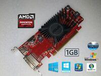 Windows 10 Dell Optiplex 390 790 990 1GB SFF Low-Profile HDMI DVI Video Card