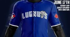 Vladimir Guerrero Jr. Lansing Lugnuts Toronto Blue Jays SGA XL Jersey 6-17-18