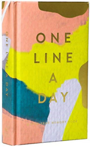 Moglea (Cor)-One Line A Day HBOOK NEW