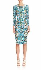 "BRAND NEW PETER PILOTTO ""RULE"" SHEATH DRESS sz 6 /UK 10 NET-A-PORTER"