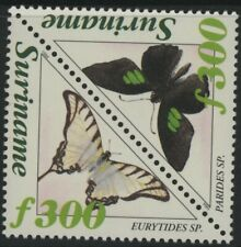 GN STAMPS-SURINAME, MINT, #975a-86a, NH, CS/12, BUTTERFLIES, 1 SHOWN