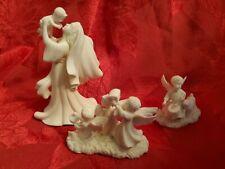 Set Of 3 Figurines. Millennium By Roman Inc.