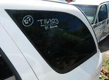 2004 05 06 07 Buick Rainier Driver Rear Quarter Panel Glass W/ 90 Day Warranty