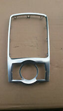 Audi A6 C6 Silver Chrome Gear Selector and MMI Surround 4F0864260A 4F0 864 260 A