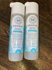 The Honest Co. Shampoo + Body Wash Purely Sensitive Fragrance Free 10 oz 2-Pack