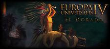 EUROPA UNIVERSALIS IV EL DORADO DLC [PC] Steam key