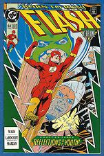 FLASH  # 64 - (2nd series) DC Comics 1992 (vf)