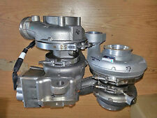 MERCEDES BENZ BORG WARNER MBE-900 TWIN TURBO CHARGER - NEW