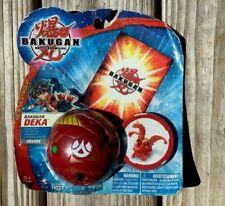 New Bakugan Deka Battle Brawler in Partially Opened Package HELIOS