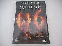 DVD - SIXIEME SENS / BRUCE WILLIS / ZONE 2
