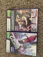 USED Kinect Dance Central 2& Dance Masters Xbox 360 Game (Lot of 2 Bundle)