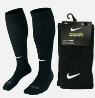 Nike Classic Cushioned Knee High Socks (BLACK) Size- M, Men 6-8 / Women 6-10