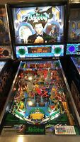 The Shadow TS - Pinball Lighted LED Speaker Panel - ULTIMATE